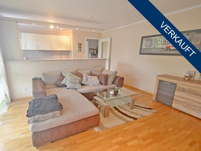 Wohnung in Germering verkauft